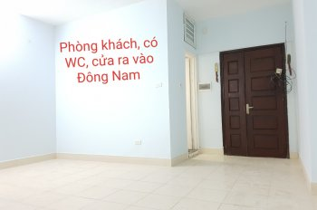 Chính chủ cần bán căn hộ tại C7 Giảng Võ, diện tích 79.3m2, 3PN, 2WC, chính chủ: 0913091135