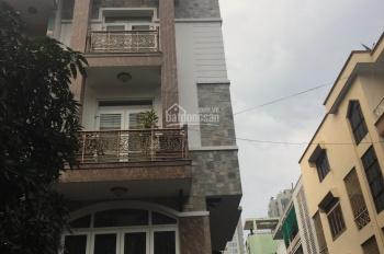 Bán nhà HXH Trần Hưng Đạo, Q.1, DT 4x11m, 4 tầng, giá 10 tỷ