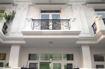 Nhà phố mới XD đường Hà Huy Giáp, P. Thạnh Lộc, Q12
