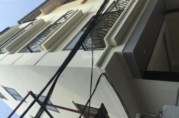 Bán nhà phố Thanh Lân - DT  37 m2 x 4 tầng, giá chỉ 1.898 tỷ. LH Mr Chung 0705308199. có TL