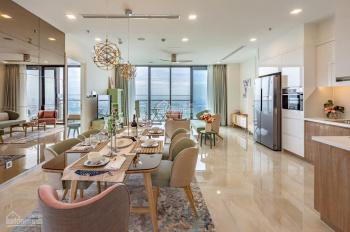 Cho thuê căn hộ Sunrise City DT 123m2 có 3PN căn góc nhà mới 100% giá 25 triệu/th, call 0977771919