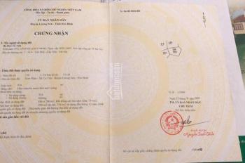 Cần bán gấp 934m2 đất tại huyện Lương Sơn, Hòa Bình