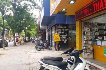 Chính chủ cần bán gấp nhà mặt phố Nguyễn Hoàng Tôn, 144m2, MT 8m, kinh doanh đa ngành nghề, 7.8 tỷ