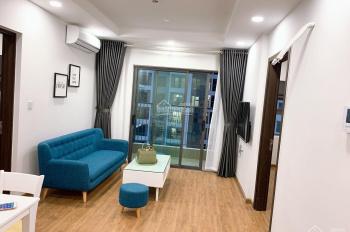 Cần cho thuê CCCC 2 phòng ngủ + 1 phòng khách + 1 phòng đọc, full nội thất, nhà mới nhận