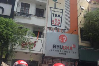 Bán gấp nhà mặt tiền Nguyễn Chí Thanh, Quận 5, DT: 4m x 16m, giá bán chỉ có 18 tỷ.
