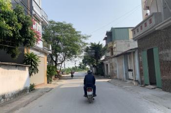 Cần bán lô góc hai mặt đường ô tô tại Đông Dư, đường ô tô vào tận nhà thông thoáng, mặt tiền 5m