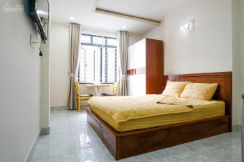 Chính chủ cho thuê căn hộ dịch vụ cao cấp có cửa sổ ngập nắng Q1, đầy đủ nội thất, giá tốt nhất Q1