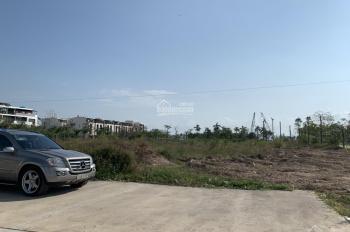 Cần bán gấp đất đẹp để xây khách sạn thuộc bán đảo 2 khu đô thị dịch vụ Hùng Thắng, Phường Hùng