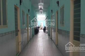 Bán dãy trọ 32 phòng có sổ, thu nhập 45tr/tháng đường Nguyễn Ảnh Thủ, Q12. 240m2. Gía 2,05 tỷ