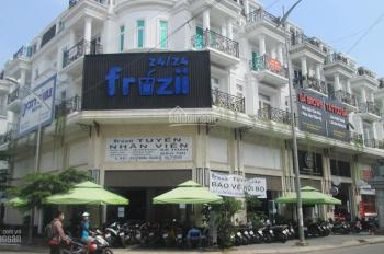 Cho thuê nguyên sàn trống, mặt tiền Trần Thị Nghỉ, KDC Cityland Center Hills