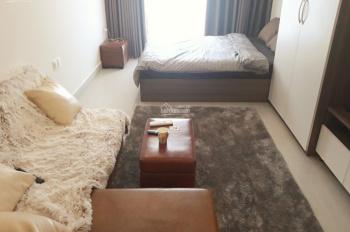 Cho thuê căn hộ Studio cao cấp Bến Vân Đồn Q4 có gác lửng