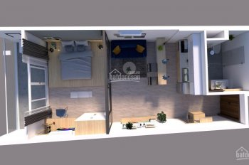 Bán căn hộ 1 phòng ngủ lầu cao Gateway Vũng Tàu view biển giá 1,25 tỷ LH 0917.500.178 A. Tâm (Zalo)