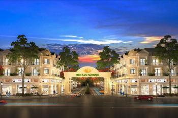 Tiến Lộc Garden, dự án 1/500 duy nhất 2019, giá 12,9 triệu/m2