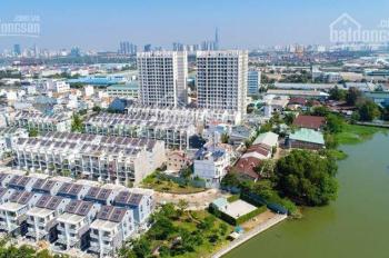 Biệt thự Quận 7 đường 18m SHR, DT 7x20m (10.6 tỷ), 5,2x20m (9 tỷ) nhà phố 2 mặt tiền 5x18m (8.8 tỷ)
