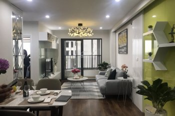 Bán căn hộ 2 phòng ngủ tầng trung dự án Tecco Skyville giá chỉ từ 1.16tỷ Ký HĐ trực tiếp CĐT