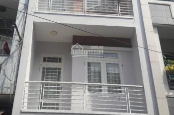 Bán nhà hẻm 6m đường Nguyễn Văn Đậu, Phường 11, BT, DT: 4.3x13m, 2 lầu mới, CNĐ, giá: 7.1 tỷ TL