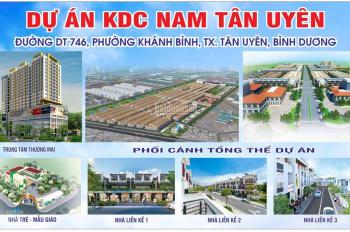 Công ty Phú Thượng chuyên đất nền khu dân cư Nam Tân Uyên, tọa lạc trung tâm thị xã Tân Uyên