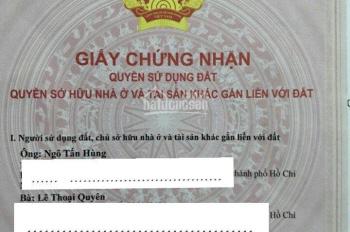 Bán nhà mặt tiền đường Số 8, KDC Trung Sơn, đối diện BV Nam Sài Gòn, giá 18,9tỷ(TL) LH 0935771643