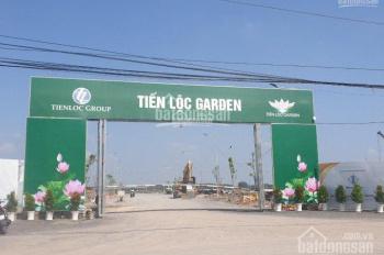 Bán đất dự án 1/500 KDC Tiến Lộc Graden, Nhơn Trạch, thanh toán 30%, 70% còn lại vay ngân hàng
