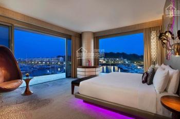 Bán khách sạn mặt tiền Nguyễn Thái Bình, Quận 1, gần trạm Metro, diện tích 12x18m, hầm, 12 tầng