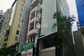 Cho thuê  tòa nhà VP MT Điện Biên Phủ, P.25, Dt 4.5x20m,  5 tầng TM, 110tr/th LH 0906748345