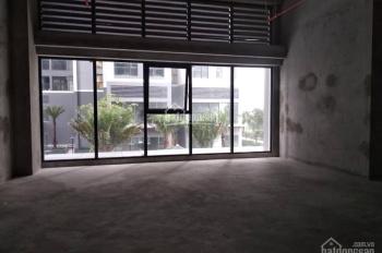 Cho thuê Shop Office Vinhomes Green Bay diện tích 66m2 giá thương lượng