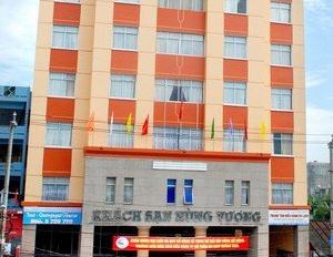 Bán nhà mặt tiền Hùng Vương ngã 4 chính. Nhà 5 tầng kinh doanh buôn bán 0962575252