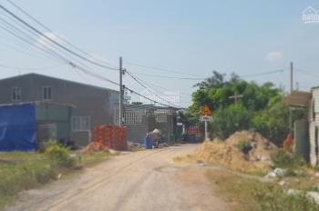 Bán 82,7m2 đất thổ cư, khu dân cư đông đúc, xã Tân An Hội, Củ Chi