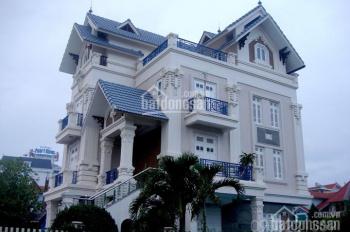 Cần bán gấp nhà biệt thự hẻm 101 đường Nguyễn Chí Thanh, P9, Q5. DT: 8x20m, giá bán 28 tỷ TL