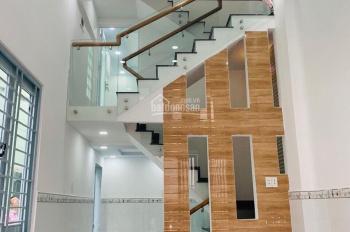 Bán nhà nhỏ, xinh hẻm đường Hồng Bàng, Q.11. DT 3m x 8.7m, vào ở ngay. Giá 3.8 tỷ (TL)