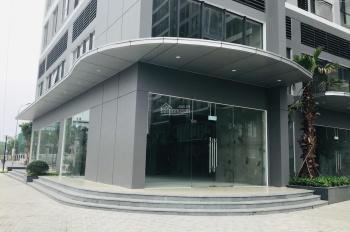 Cho thuê nhanh shop chân đế chung cư dự án Vinhomes Green Bay, giá 24tr/ tháng. LH: 0918483416