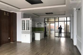 Cho thuê nhà mặt Phố Huế, DT 140m2 x 7 tầng, mặt tiền 5,5m