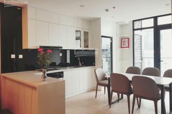 Cho thuê căn hộ cao cấp tại Hoàng Cầu Skyline, 36 Hoàng Cầu, 120m2, 3PN, view hồ giá 16triệu/tháng