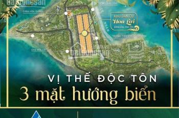 Đất biển du lịch cao cấp - Giá chỉ hơn 7trđ/m2 - KDC Hòa Lợi - LH 0987.548.428