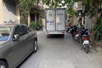 Cho thuê nhà mặt phố 4 tầng ngõ 120 Trần Cung, 40m2 đường ô tô tránh