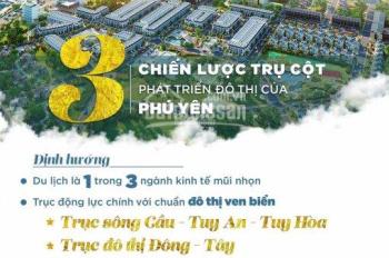 Cơ hội sở hữu đất biển KDC Hòa Lợi Sông Cầu Phú Yên, thổ cư sổ đỏ 100%, chiết khấu 9% LH 0905090392