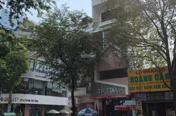 Cho thuê nhà mặt tiền 545 Sư Vạn Hạnh đối diện đại học Huflit 4x20m 1 trệt, 3 lầu, nhà mới