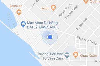 Bán đất mặt tiền Nại Hưng 2, Sơn Trà, DT: 5x18m, giá 4.05 tỷ