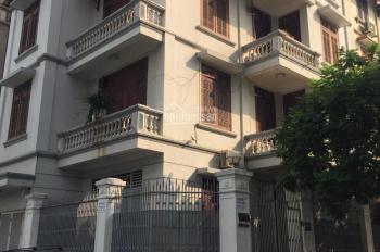 Cho thuê biệt thự Trần Bình, Quận Cầu Giấy Hà Nội, diện tích 120m2*4 tầng, căn góc, giá 30tr