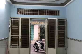 Chuyển nghề kinh doanh cần bán gấp nhà 1 trệt 1 lầu HXH 5m ngay chợ Hoàng Hoa Thám, DT: 48m2, SHR