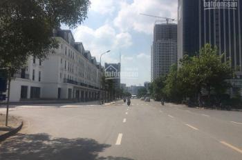Bán shophouse 120m2 x 5 tầng mặt đường Nguyễn Chánh đối diện Kiểm Toán. Vị trí đắc địa