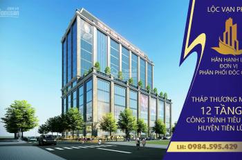 Kiot chợ Tiên Lữ Hưng Yên, dự án được người dân mong chờ trong năm 2019