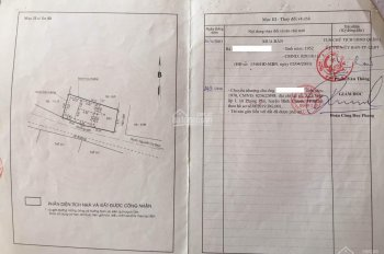 Bán nhà 2 mặt tiền đường số 7 phường thạnh mỹ lợi Quận 2 - Lh Chính chủ