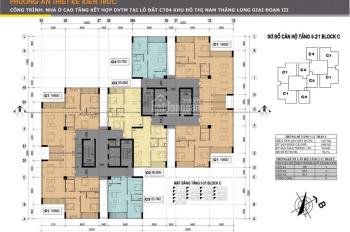 Đặt ngay căn hộ 3PN/116m2 Udic Westlake chỉ với 4 tỷ. Hỗ trợ vay LS 0%, full nội thất nhập