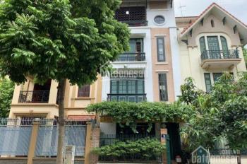 Cho thuê biệt thự phố Trần Bình, Mỹ Đình, 120m2 đất XD 100m2*4 tầng, nhà đẹp mới giá 28 triệu/tháng