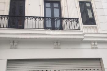 Cho thuê nhà mặt phố Trần Đăng Ninh - Cầu Giấy 60m2 x 4 tầng, mặt tiền 4,5m, 45tr/th. 0888486262