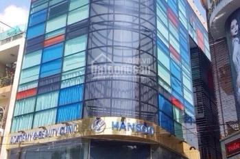Cho thuê Tòa nhà Mặt tiền Cao Thắng, Quận 10. DT 8m x 17m, trệt, 5 tầng lầu. 350 triệu