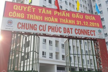 Căn góc CC Phúc Đạt cuối năm bàn giao, NH Vietcombank hỗ trợ cho vay. LH 0378935405