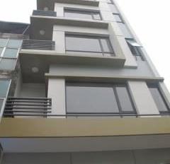 Bán nhà phân lô cán bộ cao cấp Linh Lang - Kim Mã Thượng 70m2x6 tầng, MT 6m, ô tô tránh, 0932666166