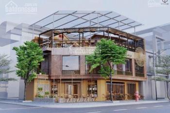 Bán nhà mặt phố Đào Tấn, Kim Mã, Ba Đình. Diện tích 45m2, lô góc, mặt tiền rộng 5.5m, giá 13.7 tỷ